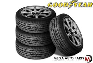 4 New Goodyear Eagle Rs A 195 60r15 88h All Season Performance Tires