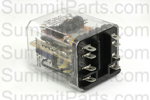 Relay Time Delay 11 Pin 24v 2p For Milnor 09cf055024
