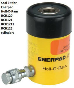 Seal Kit For Enerpac Holl o ram Rch120 121 1211 And 123 Cylinder Rch121k1