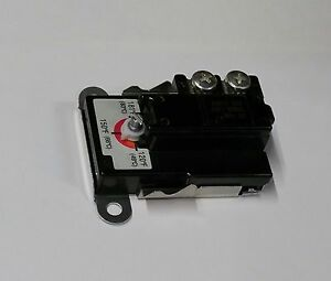 Clean Burn Waste Oil Heater Block Thermostat All Burners 33011 Wedco