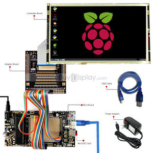 8051 Microcontroller Development Board Usb Programmer For 10 1 tft Lcd Display