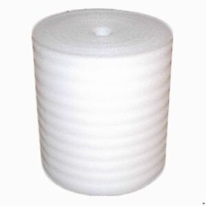 65 Ft Rolls Foam Wrap 1 8 In Free Shipping Packing Cushion Wrap Moving Supplies