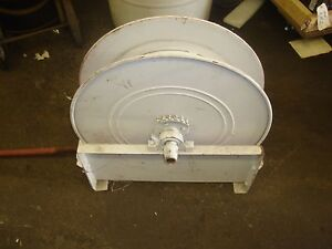 Hose Reel W 1 Air Hose Model S