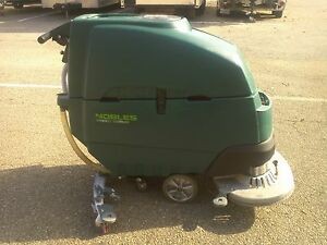 Reconditioned Nobles Speed Scrub Ss5 Only 170 Hr 32 Floor Scrubber