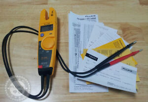 Fluke T5 1000 1000 Voltage Current Electrical Tester 1pc New