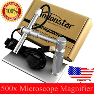 Andonstar 2mp Usb Digital Microscope Camera Magnifier Video Endoscope Camera Usa