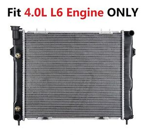 Radiator 2182 Fit 1998 Jeep Grand Cherokee 4 0l L6 Only