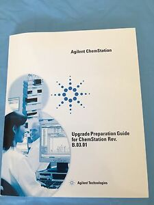 Manual Upgrade Preparation Guide For Chemstation Rev B 03 01