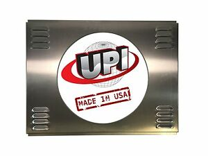 Aluminum Universal 16 Fan Shroud With Louvers For 31 X 19 Radiators Usa Made