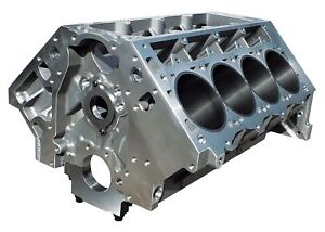 Dart Ls Next Aluminum Sbc Engine Block Ls Steel 4 125 9 750 Raised Cam