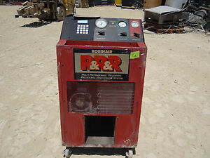 Robinair 17800a Ac Recovery Recycle Recharge Multi Refrigerant System Industry