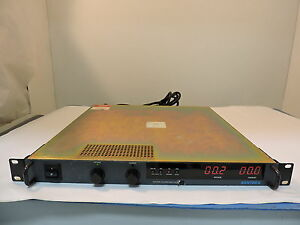 Xantrex Xfr60 20 Programmable Dc Power Supply 0 60v And 0 20a 90 Day Warranty
