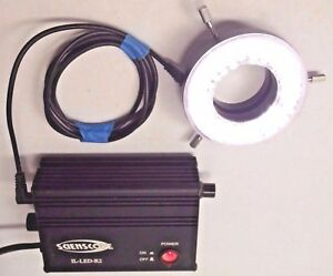 Scienscope Il led r2e Microscope Led Dimming Ring Light Power Supply