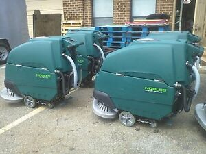Reconditioned Nobles Speed Scrub Ss5 Under 300 Hours 32 Floor Scrubber