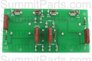 Contactor Board Only For American Dryer 137061