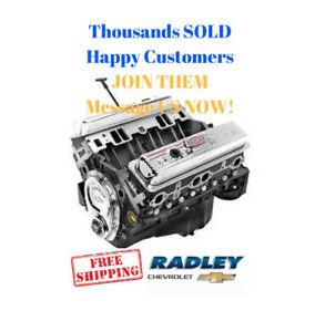 Oem New Chevrolet Performance 19210007 Gm Performance Parts 350 Ho Engine Chevy