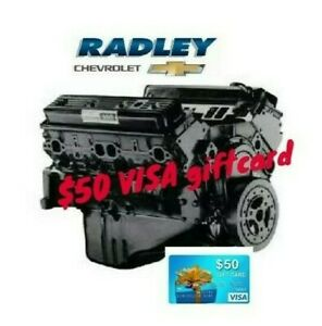 Gm Oem New Chevrolet Truck Engine 12568758 Goodwrench 350 Dealer Direct Call Us