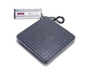 Siltec Ps 100l Shipping Weighing Scale 100lbx0 1lb base 12 x12 4 heavy Duty new