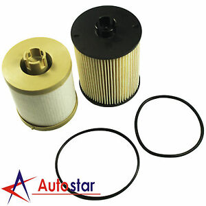 New Fuel Filters Fd4617 For Ford Powerstroke F 250 F 350 F 450 Super Duty 6 4l