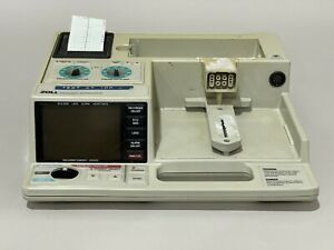 Zoll D 2000 Patient Monitor With Battery