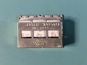 Lot Of 10 New Comnav 3bcr6b 2100 60 l 2100 Mhz 3 Pole Bandpass Filter