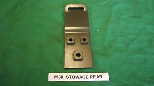 M38 Rear Top Bow Stowage Bracket G740 Us Made Fits M38 Willys Jeep