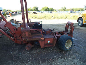Ditch Witch 5020 For Parts Only