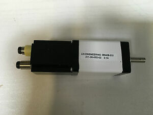 New lin Engineering stepper Motor 211 20 05d 02 With Renishaw Manetic Encoder
