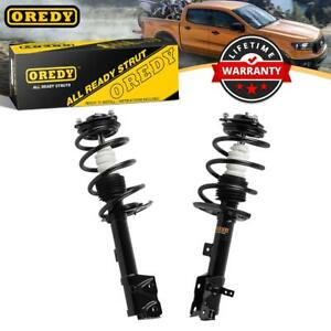 Oredy 2 Front Quick Complete Struts Coil Spring Assembly For 07 11 Jeep Patriot