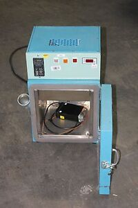 Associated Environmental Systems Ln2 Cryogenic Chamber Zbd 100