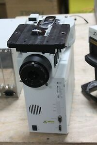 Olympus Microscope Control Bx ucb With Base