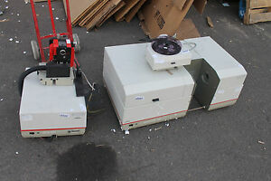 Varian Specraa 880 Atomic Absorption Spectrometer With Gta 100 Autosampler
