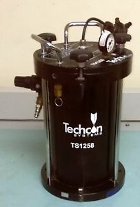 Techon System Ts1258 Pressure Pot Assembly