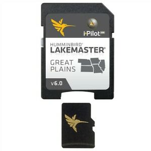 Humminbird Lakemaster Maps  Great Plains