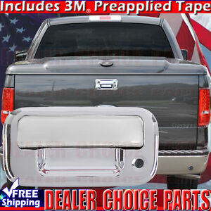 2004 2014 Ford F150 08 16 F250 Superduty Chrome Tailgate Handle Cover With Kh