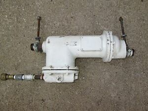 Wright Austin Air Compressor Water Separator drain Valve 160 Psi Ingersoll Rand