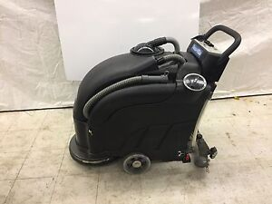 Used Powr flite Pas17ba bc Walk Behind Automatic Scrubber 17 Pad Driver Battery