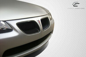 Carbon Creations S Design Grille 2 Piece For Gto Pontiac 04 06 Ed112442