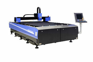 500w Fiber Laser Cutting Machine With Pc Tech Support 1yr Warranty From Usa