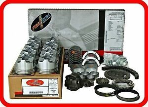 1970 1976 Pontiac Gm 455 7 5l Ohv V8 Engine Rebuild Kit