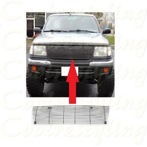 For Toyota Tacoma 1998 1999 2000 Upper Cut Out Billet Grille Insert