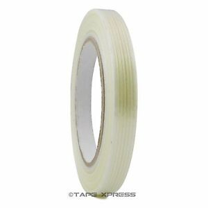 1 2 X 60 Yd Filament Reinforced Strapping Fiberglass Tape 3 9 Mil Free Shipping