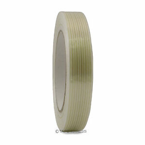 3 4 X 60 Yd Filament Reinforced Strapping Fiberglass Tape 3 9 Mil Free Shipping