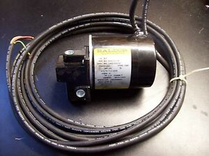 Baldor A c Right Angle Gear Motor rpm Output 50 115v 035 Hp 92amps