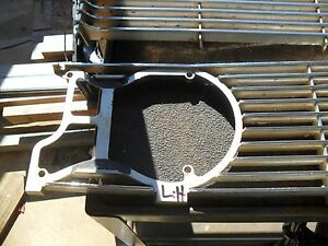1962 Oldsmobile Starfire 88 98 Convertable Front Grill Section L H