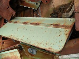 Oldsmobile 1960 88 98 1960 2 Door Hard Top An Convertable L h Door
