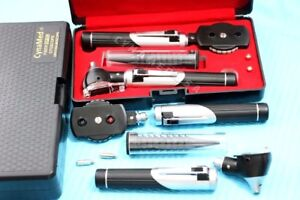 1 F o Opthalmoscope ophthalmoscope otoscope Ent Diagnostic Set led ce Premium