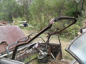 61 62 Olds Starfire 88 Holliday Convertable Top Rack Pont Chevy Buick