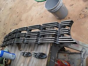 1960oldsmobile 88 98 Wagons All Full Size Grill
