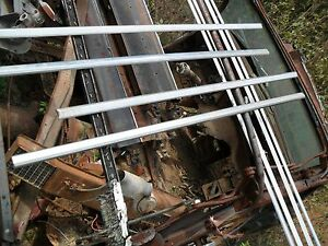 1962 Olds Starfire Door Moldings Upper And Lower L h